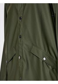 Rains Kurtka przeciwdeszczowa Unisex 1202 Zielony Regular Fit. Kolor: zielony #8