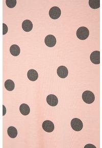 Różowa piżama Name it