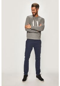 Niebieskie spodnie Tom Tailor