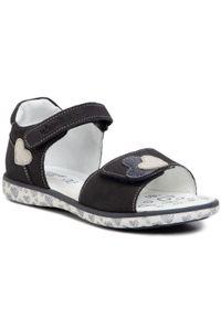Niebieskie sandały Lasocki Kids na lato