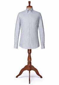 Koszula Lancerto elegancka, na jesień, button down