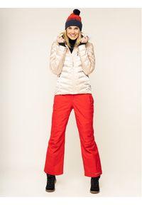 Beżowa kurtka sportowa Rossignol narciarska