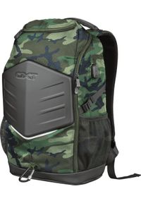 Zielony plecak na laptopa TRUST