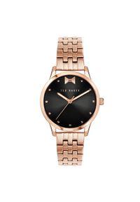 Złoty zegarek Ted Baker