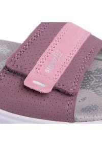 Różowe sandały Superfit
