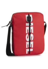 Czerwona torba Diesel