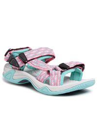 Różowe sandały CMP na lato