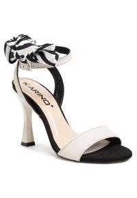 Beżowe sandały Karino eleganckie