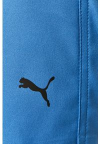 Niebieskie kąpielówki Puma