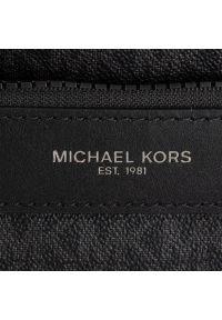 Czarny plecak Michael Kors