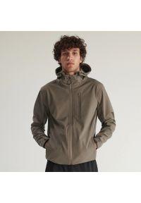 Reserved - Bluza z kapturem - Zielony. Typ kołnierza: kaptur. Kolor: zielony