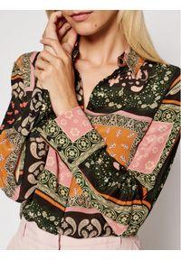 Marella Koszula Ballo 31160218 Kolorowy Straight Fit. Wzór: kolorowy