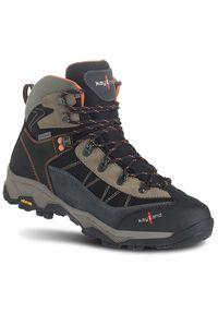 Kayland - KAYLAND Męskie buty trekkingowe TAIGA GTX