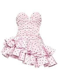 For Love & Lemons Sukienka koktajlowa Leonora CD2279 Różowy Slim Fit. Kolor: różowy. Styl: wizytowy