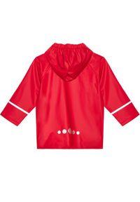 Playshoes Kurtka przeciwdeszczowa 408638 M Czerwony Regular Fit. Kolor: czerwony