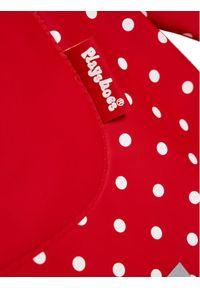 Playshoes Kurtka przeciwdeszczowa 408566 M Czerwony Regular Fit. Kolor: czerwony