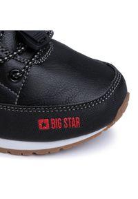 Czarne kozaki Big-Star młodzieżowe