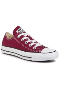 Czerwone trampki Converse