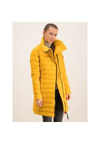 Żółta kurtka Rossignol