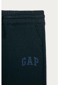 Niebieskie spodnie dresowe GAP