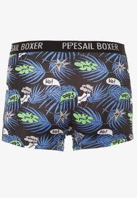 Niebieskie bokserki Born2be
