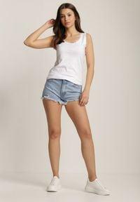 Renee - Biały Top Athizymes. Kolor: biały