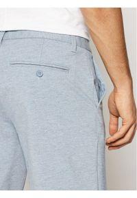 Only & Sons Szorty materiałowe Mark 22018669 Niebieski Regular Fit. Kolor: niebieski. Materiał: materiał