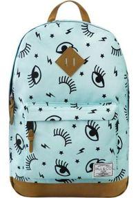 Miętowy plecak Incood