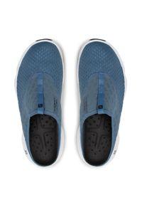 Niebieskie buty sportowe salomon