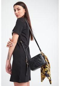 Versace Jeans Couture - TOREBKA VERSACE JEANS COUTURE. Wzór: nadruk