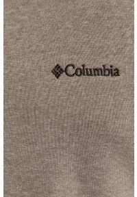 columbia - Columbia - Bluza. Okazja: na co dzień. Kolor: szary. Styl: casual