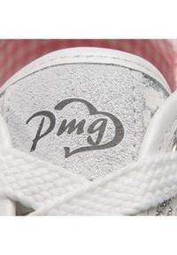 Primigi Sneakersy 3433722 S Beżowy. Kolor: szary