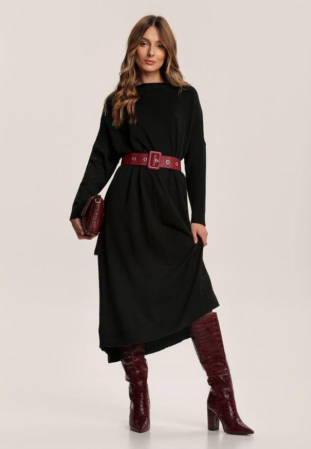Czarna sukienka Renee