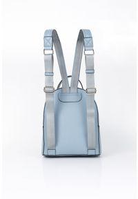 Niebieska torebka Monnari elegancka