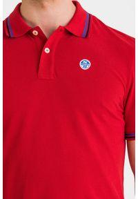 Koszulka polo North Sails polo, elegancka #5