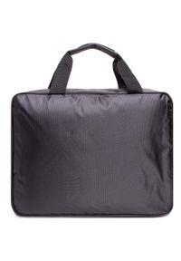 Semi Line - Torba na laptopa SEMI LINE - P8390 Czarny. Kolor: czarny. Materiał: materiał