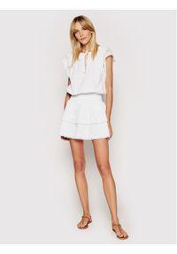 Biała sukienka letnia Melissa Odabash