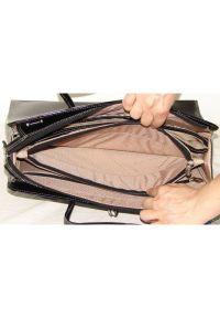 Torba na laptopa MCKLEIN Lake Forest 15.6 cali Czarny. Kolor: czarny. Materiał: skóra. Styl: klasyczny, elegancki, casual #5