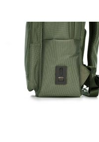 """Wittchen - Męski plecak na laptopa 15,6"""" nowoczesny. Kolor: brązowy. Materiał: nylon"""