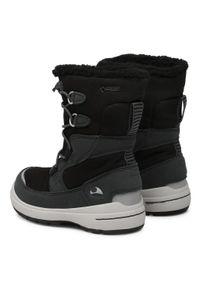 Viking - Śniegowce VIKING - Totak Gtx GORE-TEX 3-86030-277 Black/Charcoal. Kolor: czarny. Materiał: materiał