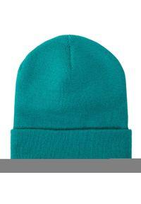 Zielona czapka zimowa Local Heroes