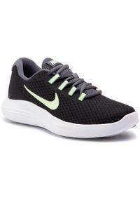 Czarne buty do fitnessu Nike z cholewką, na co dzień