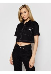 Vans Koszula Thread It VN0A4MVG Czarny Regular Fit. Kolor: czarny