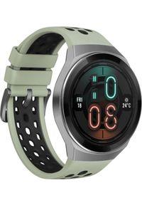 HUAWEI - Smartwatch Huawei Watch GT 2e Zielony (Hector-B19C). Rodzaj zegarka: smartwatch. Kolor: zielony