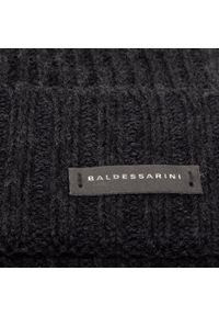 Baldessarini - Czapka BALDESSARINI - B5 60001.9809 9209. Kolor: szary. Materiał: wełna, materiał