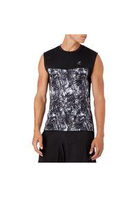 Koszulka męska do biegania Energetics Rymi 411740. Materiał: materiał, poliester. Długość rękawa: bez rękawów. Sezon: lato. Sport: fitness