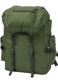 Plecak turystyczny vidaXL Wojskowy 65 l (91099). Styl: militarny