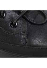 Czarne sneakersy Togoshi #8