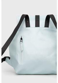 Rains - Plecak 1387 Bucket Backpack. Kolor: niebieski