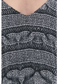 Nissa - NISSA - Sukienka i sweter. Długość rękawa: długi rękaw. Typ sukienki: plisowane, rozkloszowane